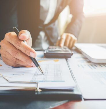 Studio e analisi di dati e di informazioni sull'asset del credito